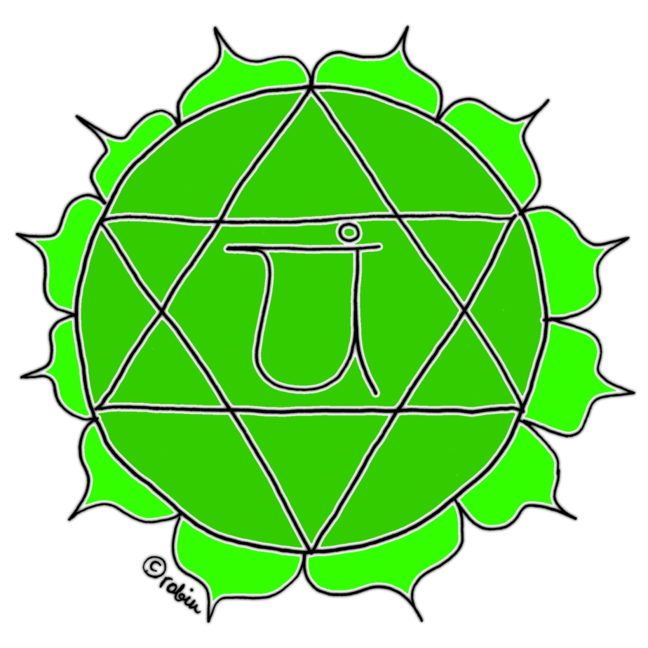 Fourth Chakra Heart or Anahata chakra - Everything you wanted to know