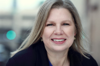 Cathy Huffman on Robin Hallett