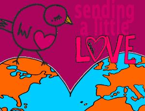 sending-a-little-love-by-robin-hallett