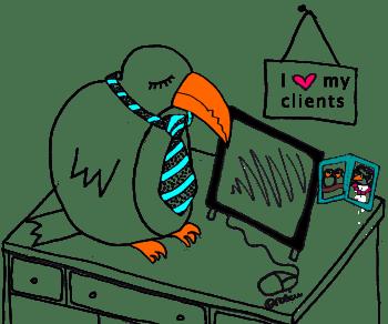 Entrepreneur-Bird-by-robin-hallett
