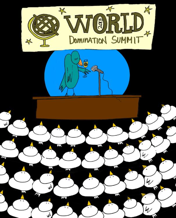 World Domination Summit 2013