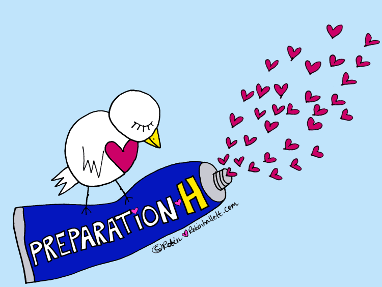 Preparation-H of the Very Best Kind