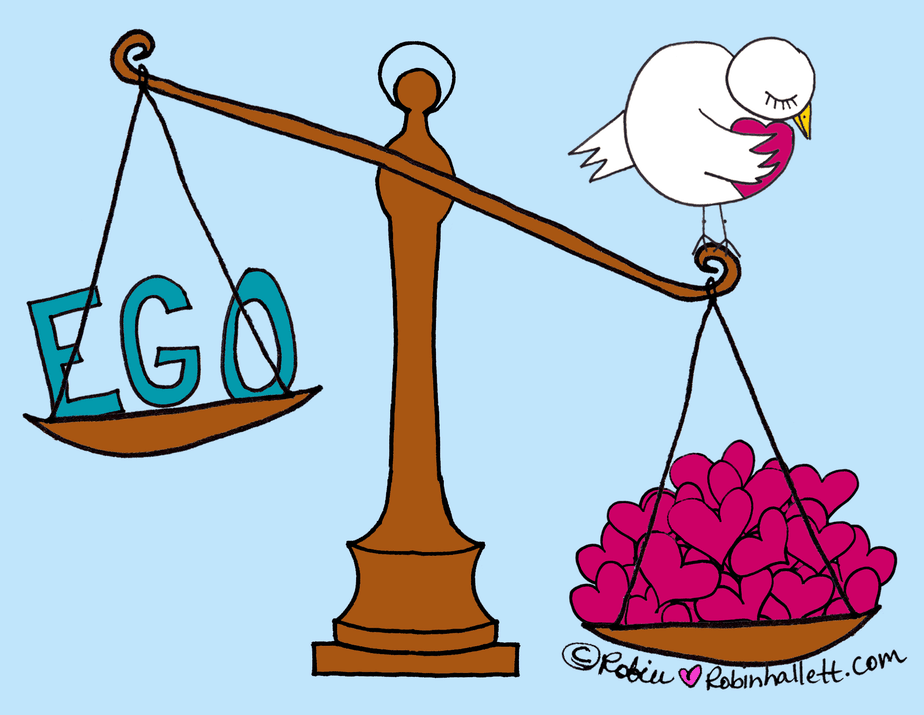 Scales-of-love-and-ego