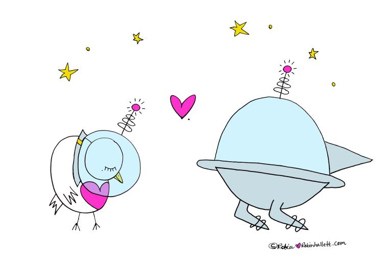 Space-Birdie_by_robin_hallett