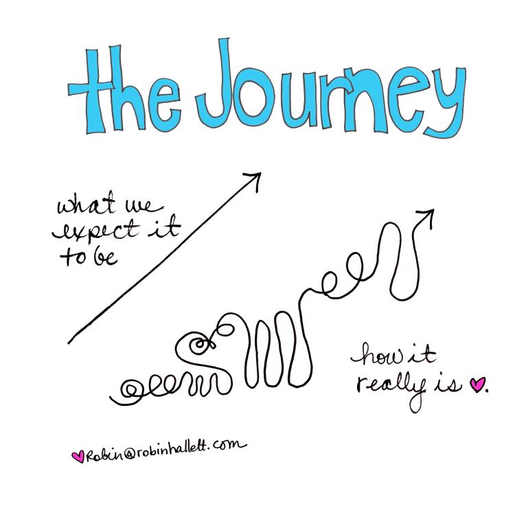 the-journey-by-robin-hallett