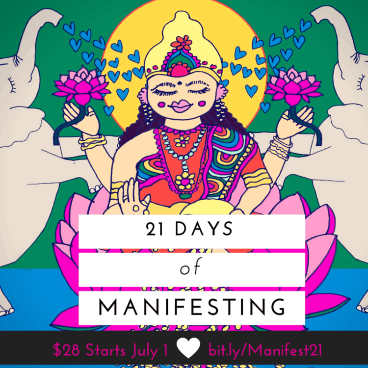 manifesting your heart