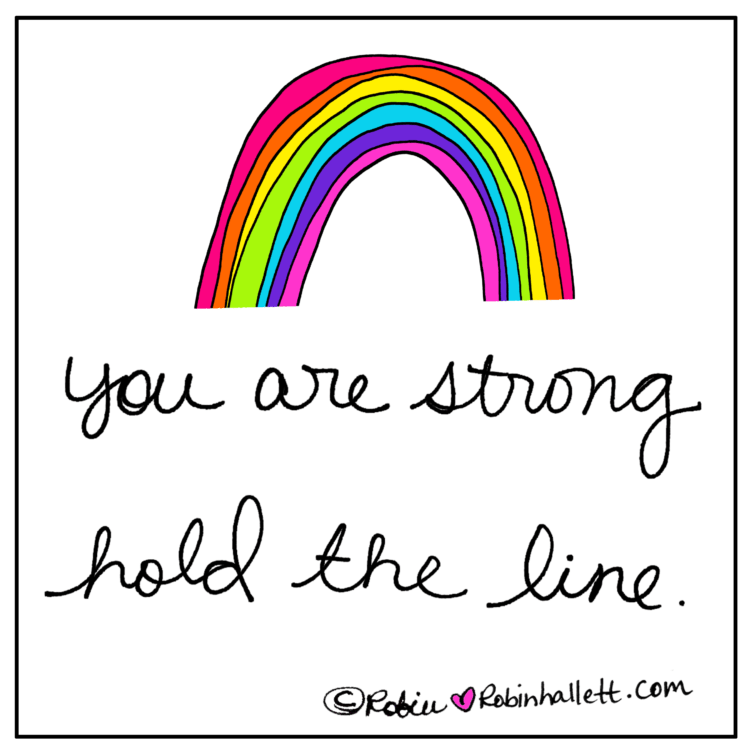 you-are-strong-hold-the-line