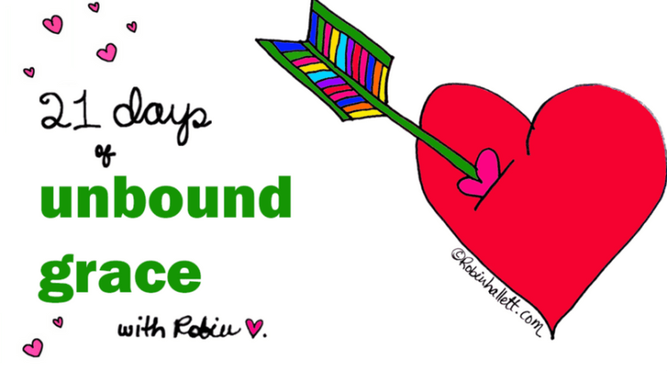 21 Days of Unbound Grace with Robin