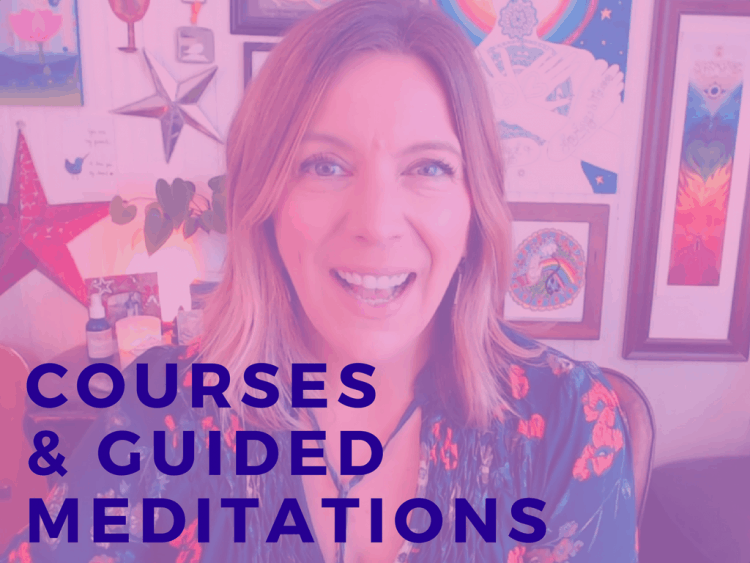 shop robin hallett courses and guided meditations