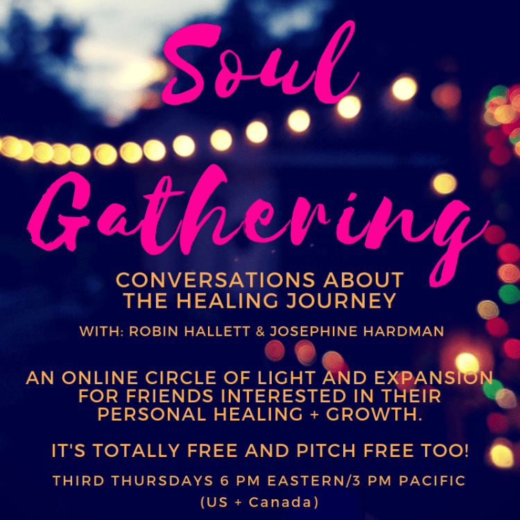 Soul Gathering with Robin Hallett and Josephine Hardman